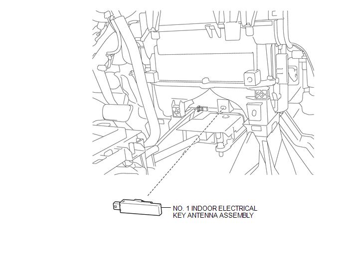 Toyota Tacoma Antenna Diagram