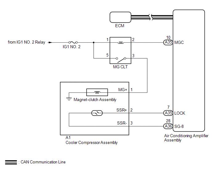 Toyota Ac Amplifier Wiring from www.ttguide.net
