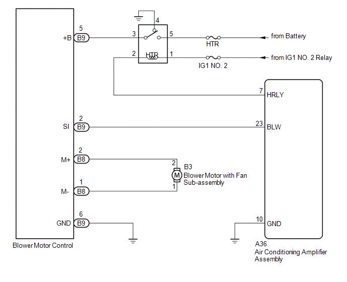 Blower Motor Wiring Diagram Manual from www.ttguide.net